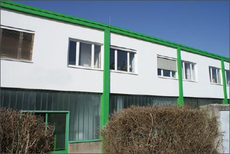 RMT Maschinenbau - Firmensitz